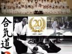 AIKIDO: L'Aiki Dojo, Domenica 17 dicembre FESTEGGIA 20 ANNI di attività a Finale Ligure, con meditazione ad ingresso libero, lezione per bambini e adulti ed Embukai aperta al pubblico.