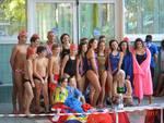 Le classifiche della prima tappa regionale di Nuoto per il CSI