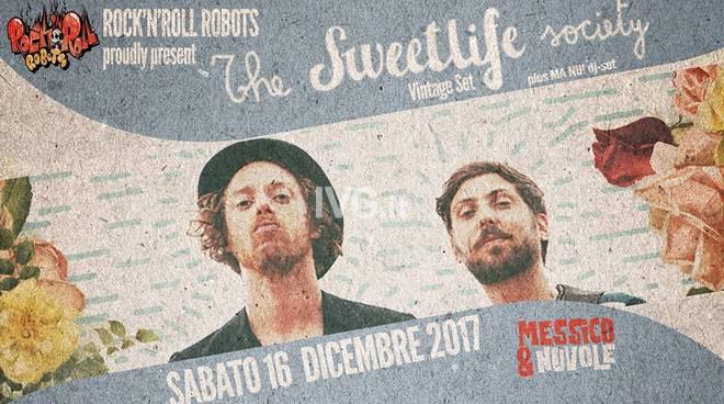 Sabato sera ad Albenga: The Sweet Life Society Soundsystem at Arci Messico & Nuvole