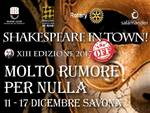 "Stasera alla SMS F. Leginese ""Milleluci: Much Ado About Nothing Messo a Fuoco"