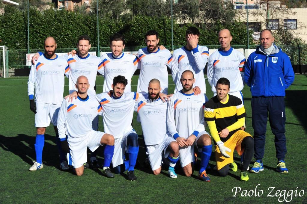Carignano Vs Bolzanetese Virtus Seconda Categoria Girone D