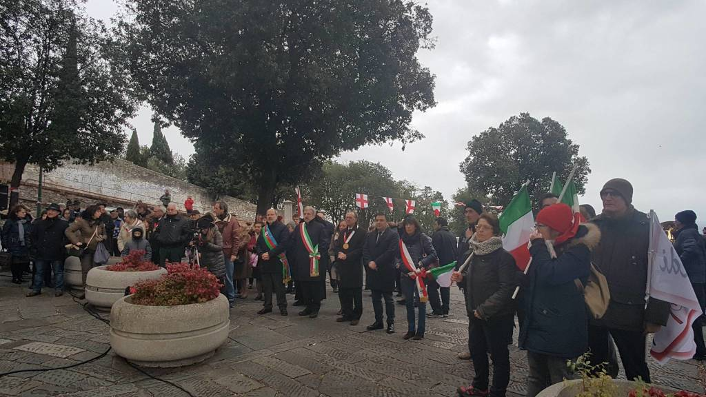Celebrazione cacciata austriaci