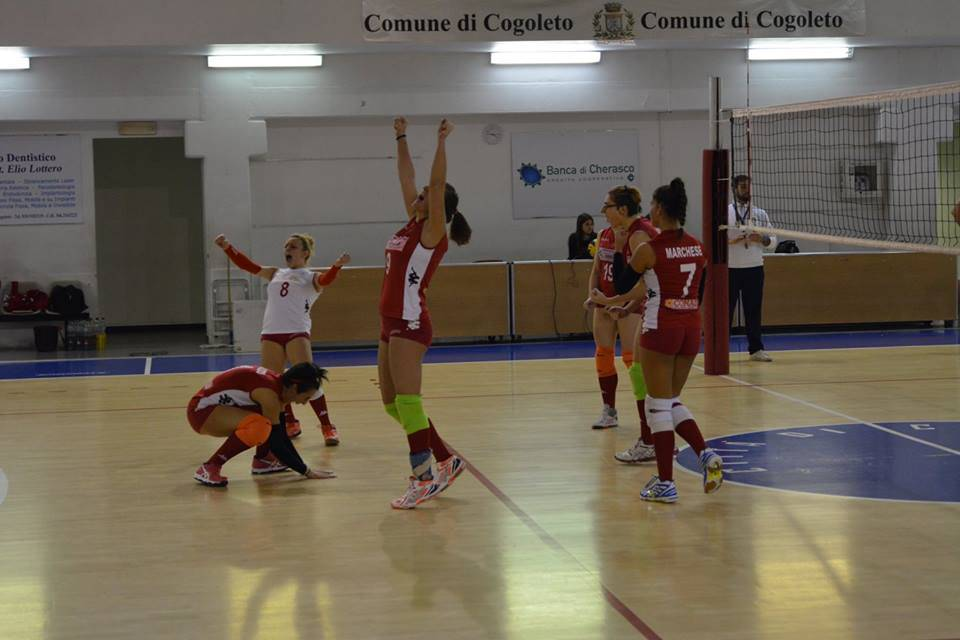 Cogoleto Volley vs Acqua di Calizzano Carcare