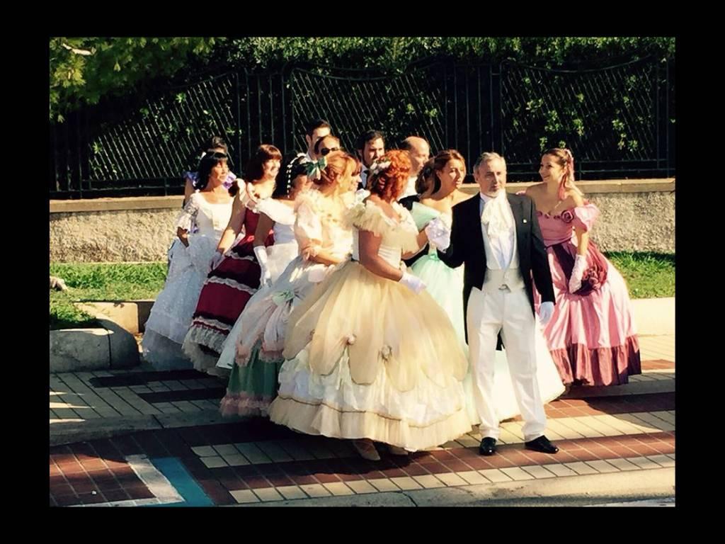 Compagnia danza ottocentesca