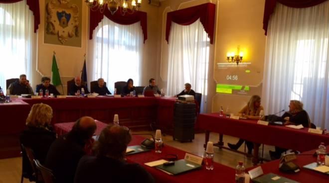 Consiglio comunale Alassio 2017