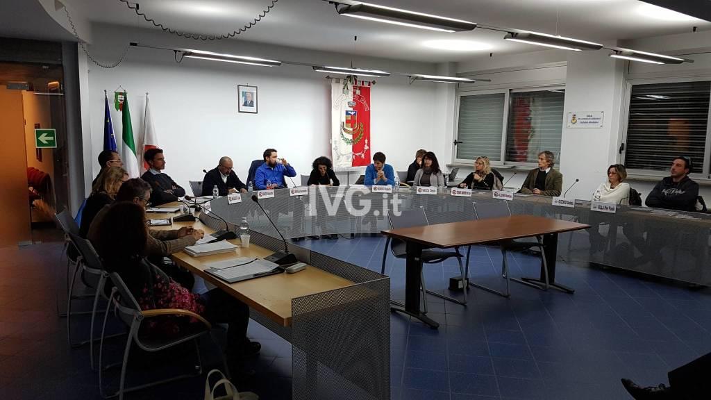 consiglio comunale borghetto 11 dicembre