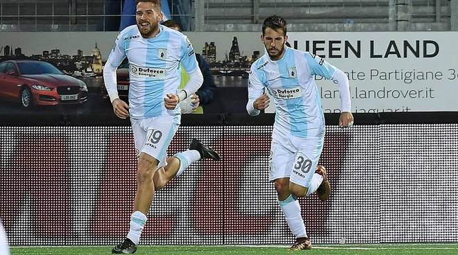 Entella vs Novara