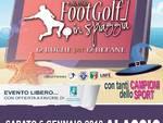 FootGolf in spiaggia Alassio