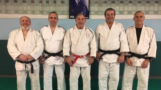 Francois Sferruggia, Marco Stragapede, Alberto Ferrigno, Guido Becco, Mauro Curcumi
