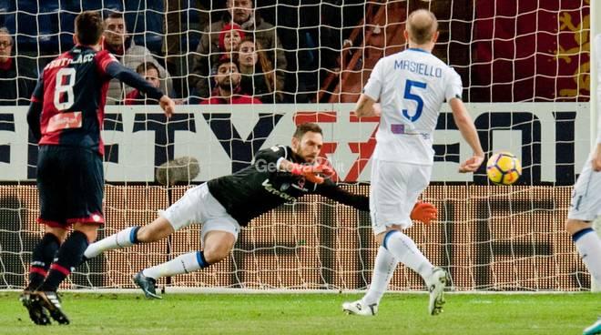 Genoa Vs Atalanta Serie A 16° Giornata