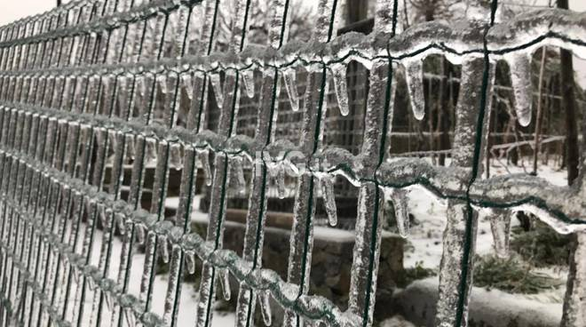 Resta l'allerta neve e da domenica ondata di gelo previsioni