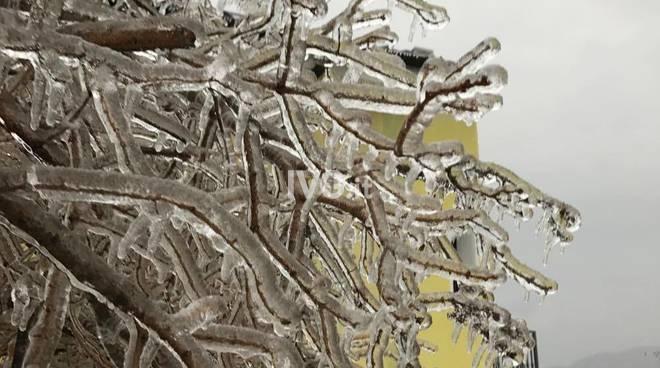 ghiaccio arte gelicidio