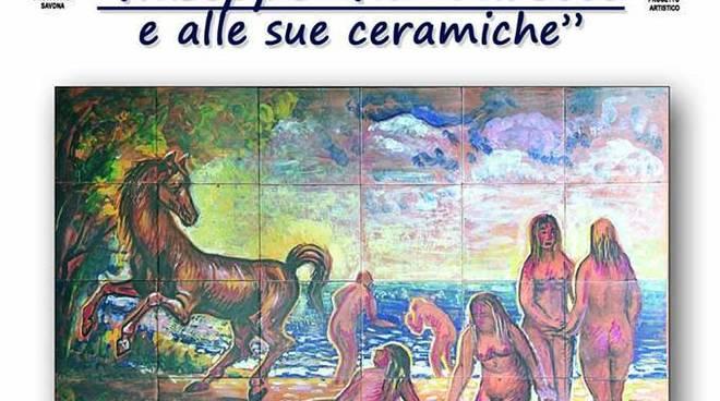 Giuseppe Gambaretto ceramiche Pozzo Garitta
