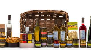 I prodotti del Frantoio Sommariva di Albenga