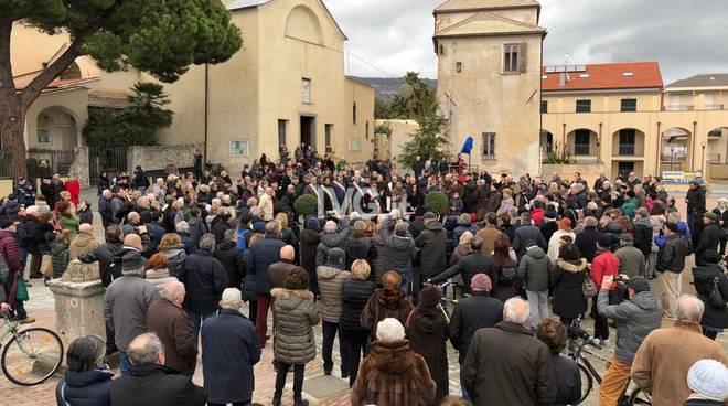 inaugurazione piazza boccardo