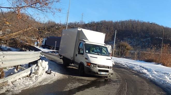Incidente Camion Mallare