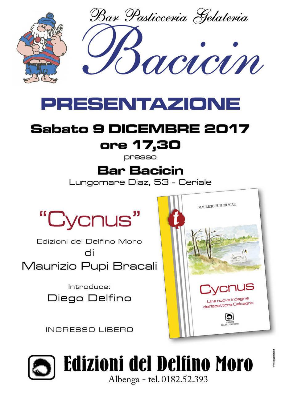 Maurizio Pupi Bracali Cycnus