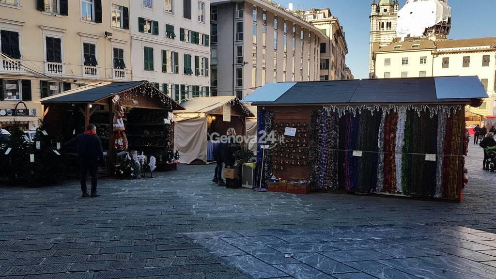 mercatino piazza matteotti