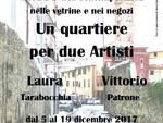 Mostra Legino Un quartiere per due artisti Savona