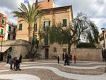 Pietra piazza Vittorio emanuele