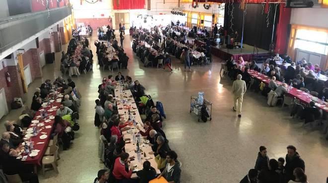 pranzo comunità san benedetto