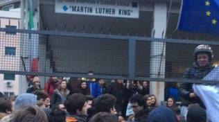 protesta studenti king
