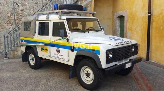 protezione civile Balestrino