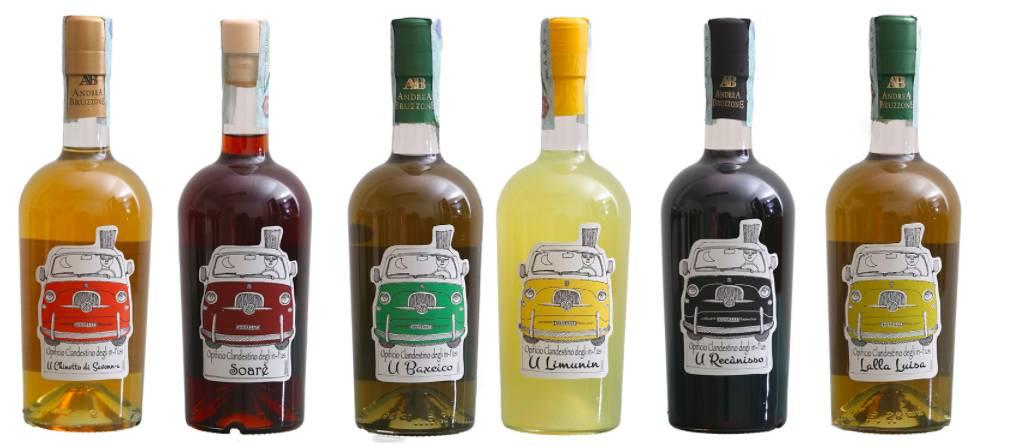 Liquori Opificio Clandestino