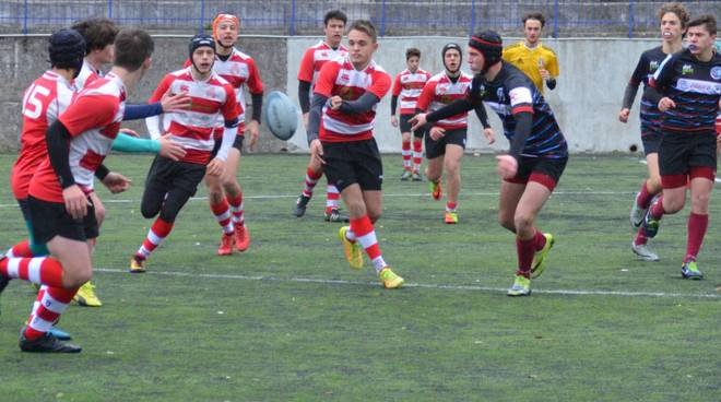 Rugby giovanile,
