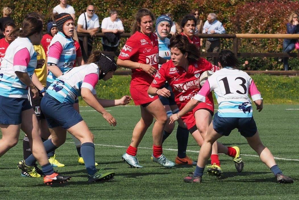 Rugby, la loanese Michela Merlo convocata in nazionale