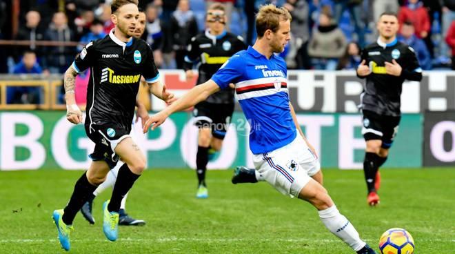 Juve, preso Praet della Sampdoria