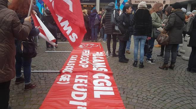sciopero grande distribuzione
