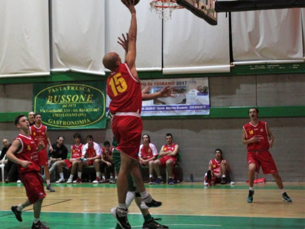 Serie D: Basket Loano E. Garassini vs BVC Sanremo