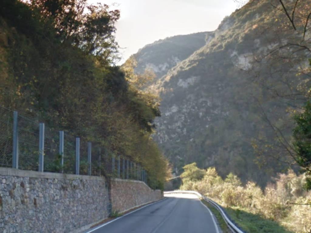 Strada provinciale 8 Finale Ligure