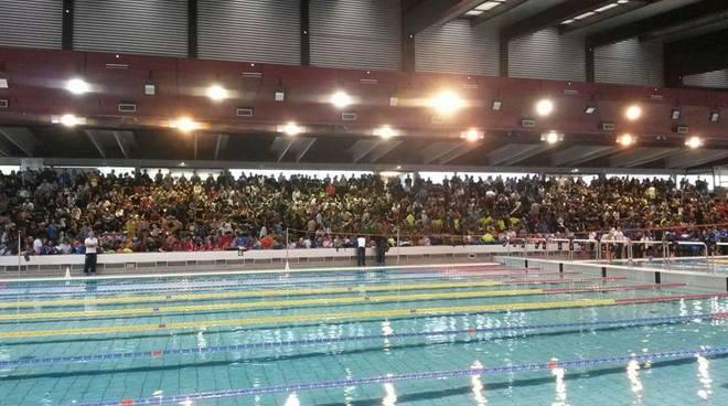 Trofeo Nuotatori Rivarolesi