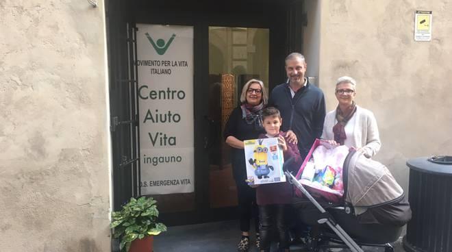 Centro Aiuto Vita Ingauno Nuova Sede