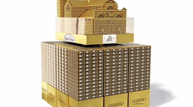 Duomo Cattedrale Savona Assunta Ferrero Rocher Fai