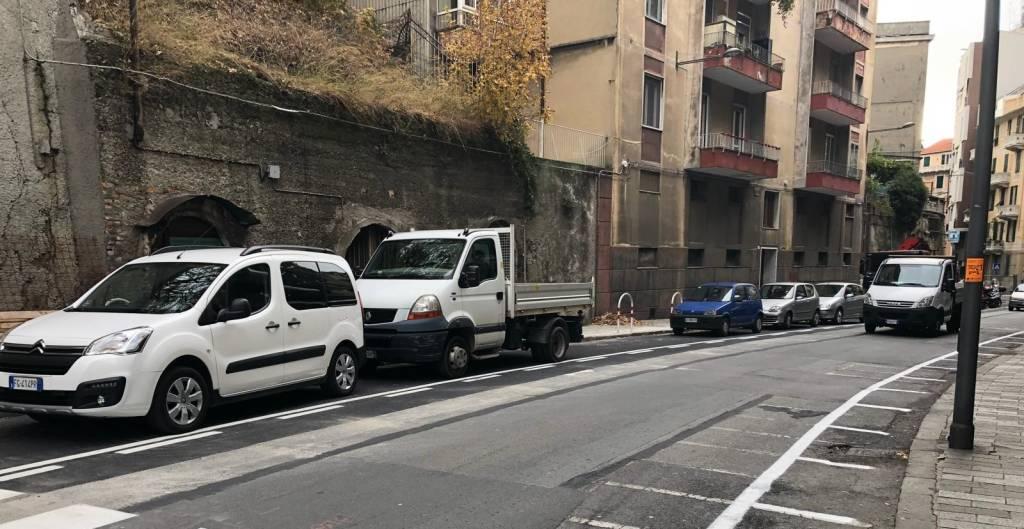 Via San Lorenzo Savona