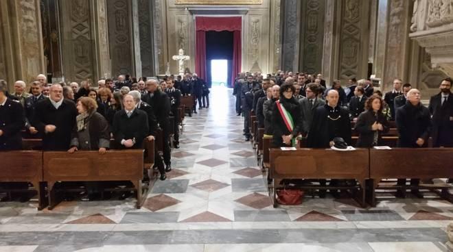Messa Interforze Savona