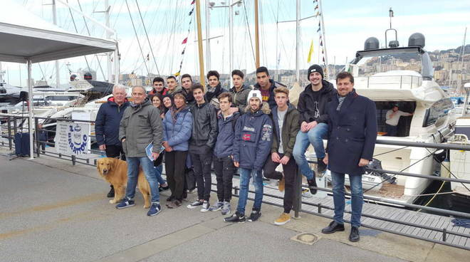 Studenti Ferraris Pancaldo Leon Pancaldo