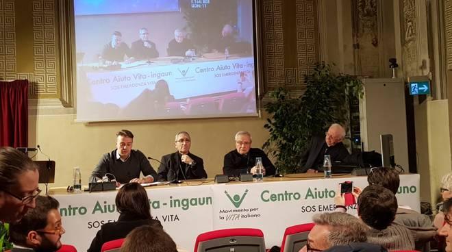 Albenga Incontro Luigi Negri