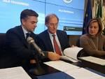 Vado Firma Accordo Programma Maersk