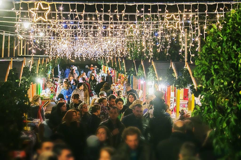 Finale Ligure Giuele Villaggio Natale 2017