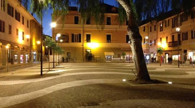Pietra Ligure Piazza Vittorio Emanuele