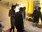 Vescovo Caprioglio ospedale pediatria San paolo
