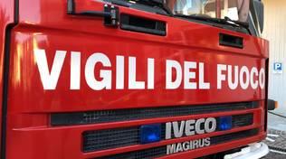 Vigili del fuoco vvff santa barbara