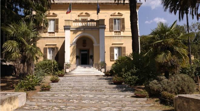 villa maria Quiliano