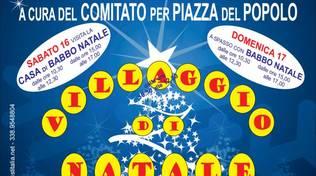 Villaggio di Natale piazza del Popolo Savona