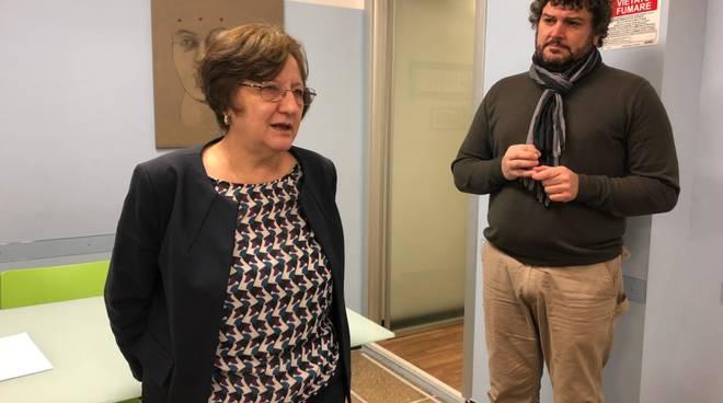 Anna Giacobbe fine legislatura