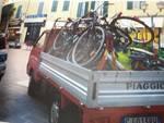 Biciclette recuperate Alassio municipale